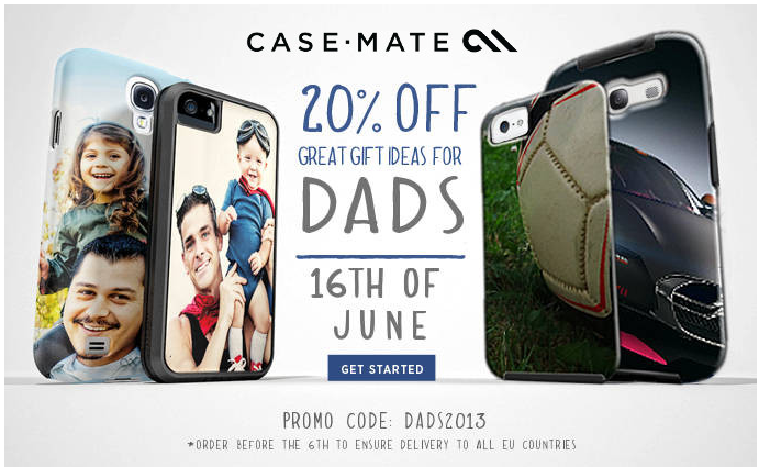 case mate fathers day banner